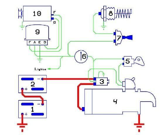 Ferguson Tef Wiring Diagram