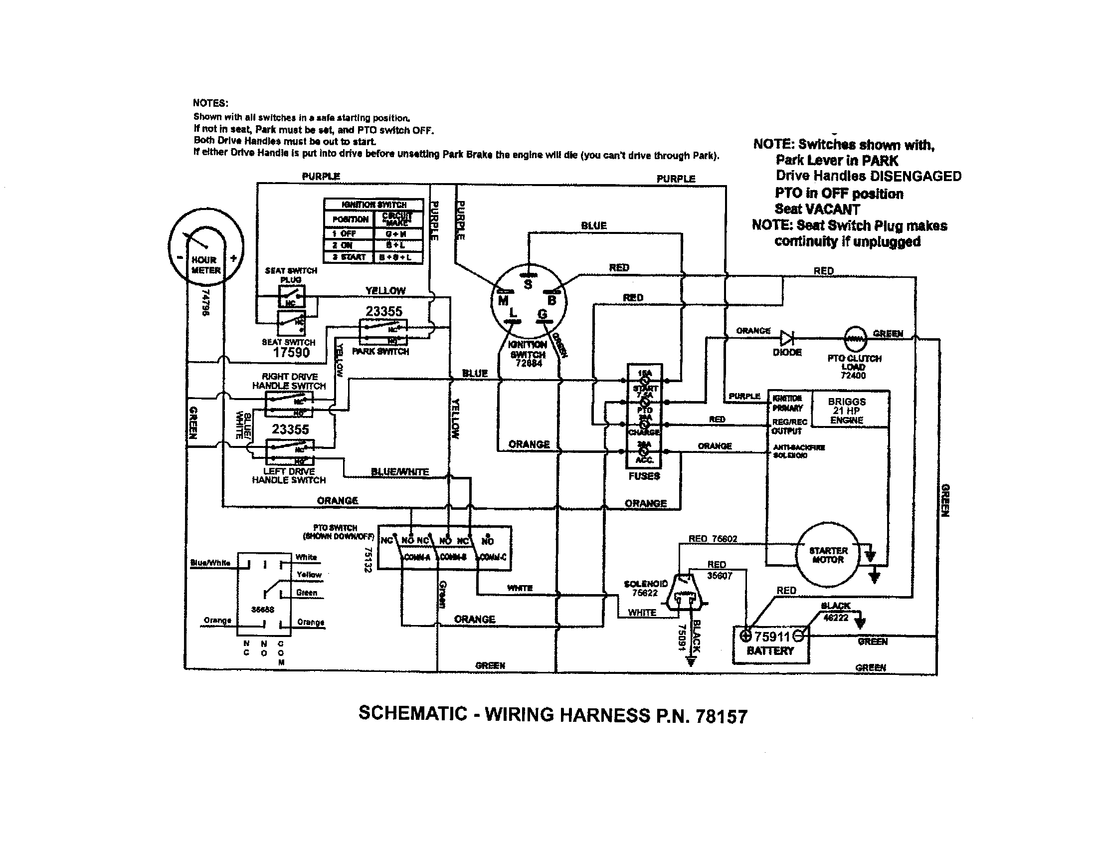 Ferris Is5000z Wiring Diagram