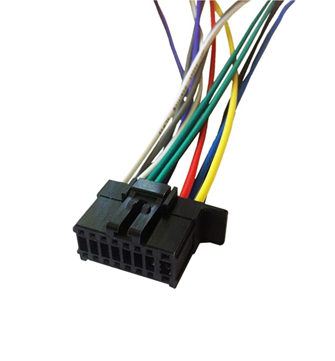 Fh X721bt Wiring Diagram