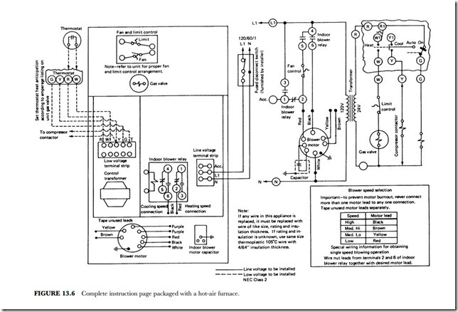 field controls ck61 wiring diagram