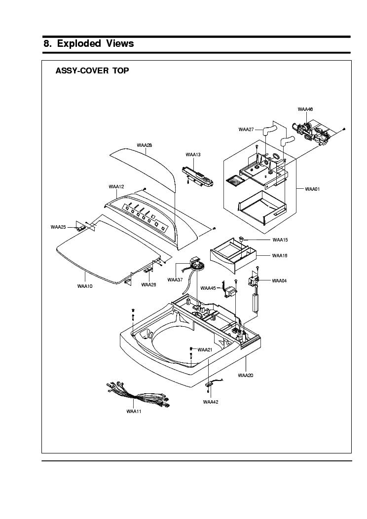 Fisher Paykel Dryer Parts Diagram