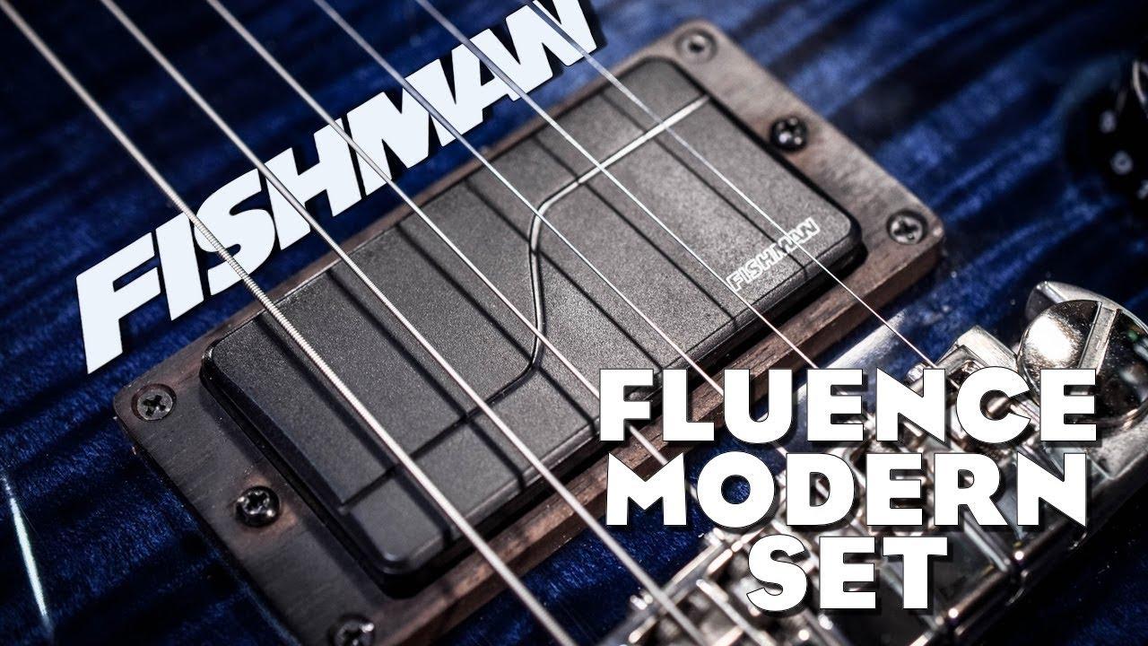 Fishman Fluence Modern 7 Wiring Diagram