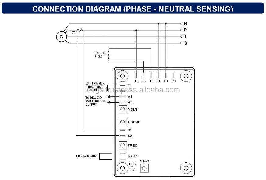 Fitting A Sx460 Voltage Regulator Wiring Diagram