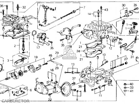 Ford 9n Carburetor Diagram
