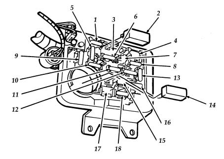 Ford Aerostar 1997 4.0l Wiring Diagram on