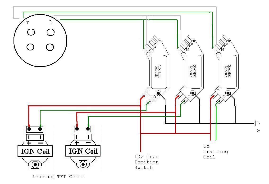 Ford Ignition Wiring Diagram Wiring Harness Wiring Diagram