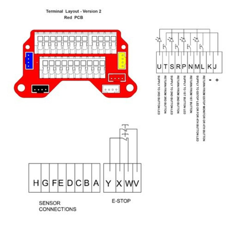 Fortress Scientific 2000 Fs Wiring Diagram