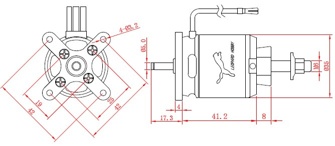 Freewing Outrunner Wiring Diagram