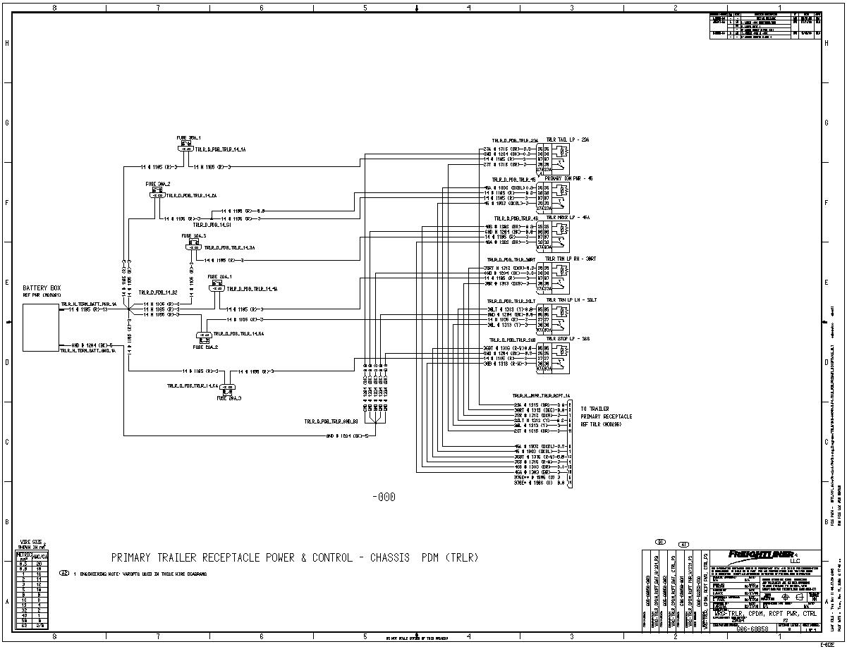 freightliner m2 bulkhead module diagram. Black Bedroom Furniture Sets. Home Design Ideas