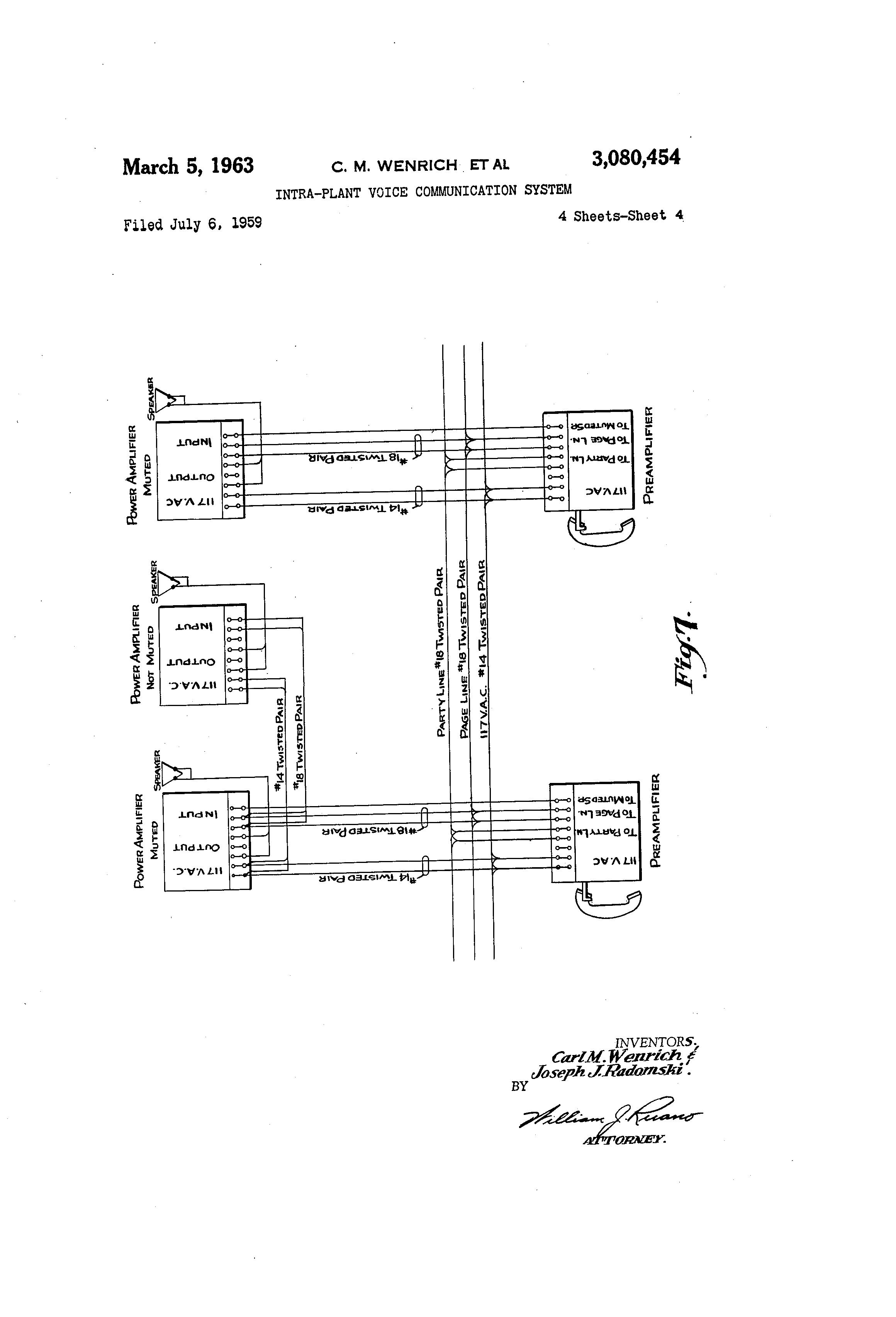 Gai Tronics Wiring Diagram