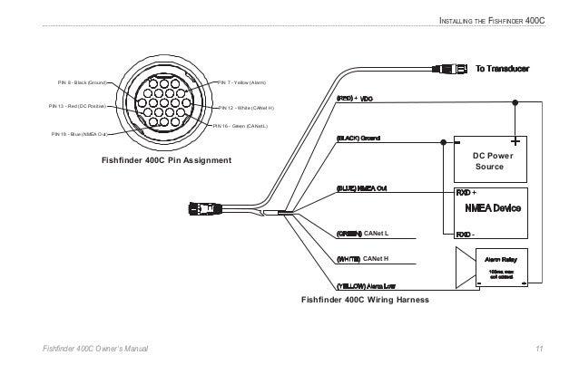 Garmin Striker 4dv Wiring Diagram on