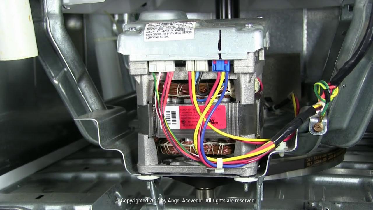 Ge Hydrowave Washer Wiring Diagram
