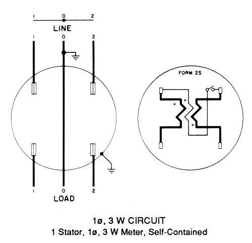 Ge Kv2c Multifunction Meter Wiring Diagram
