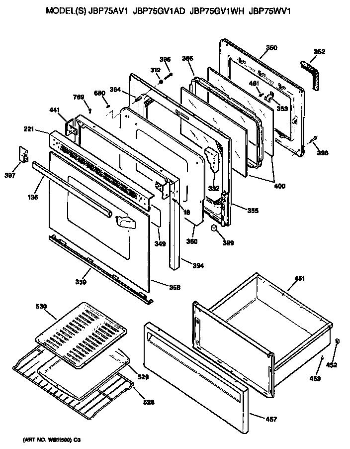 Ge Model Aew08lvq1 Wiring Diagram