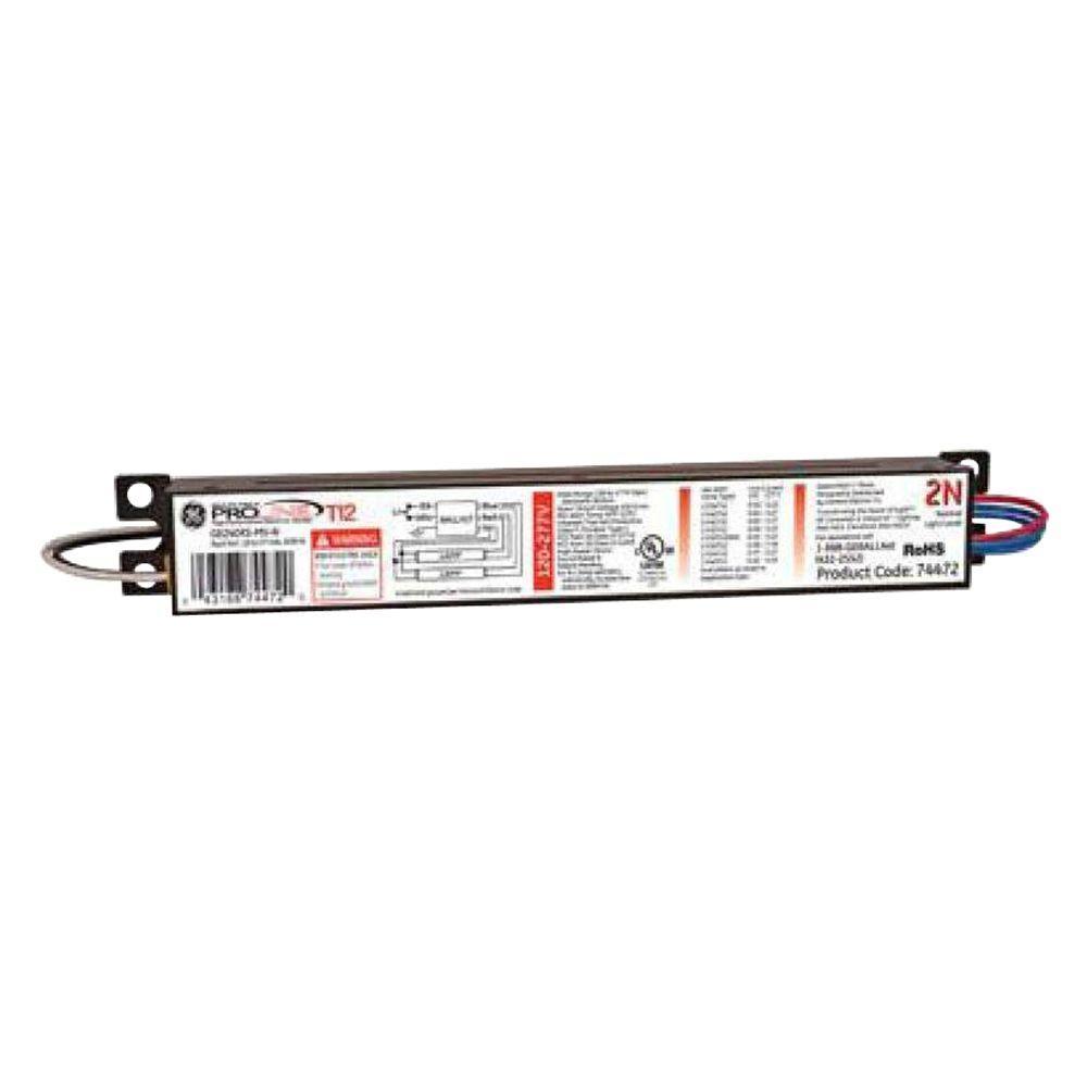 Proline Ballast Wiring Diagram | Repair Manual on