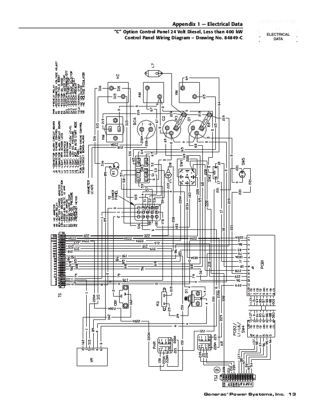 generac-gp15000e-wiring-diagram-8 H Engine Harness Wiring Schematics on