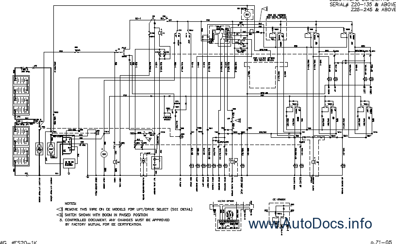 Genie Gs 1930 Wiring Diagram