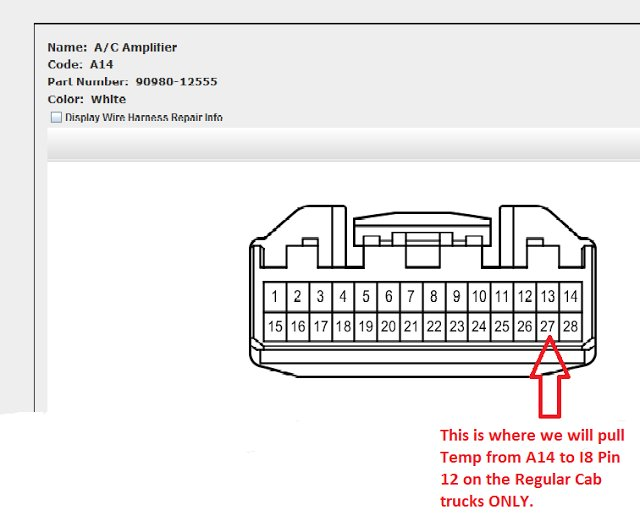 Gentex 341 With Homelink And Temperature Wiring Diagram