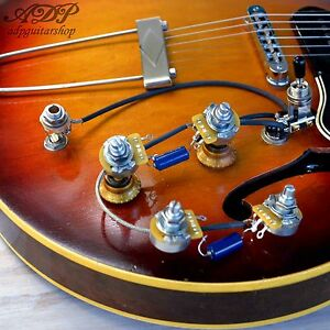Gibson Es 335 Wiring Harness on