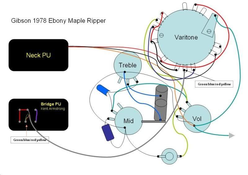 Gibson Ripper Wiring Diagram