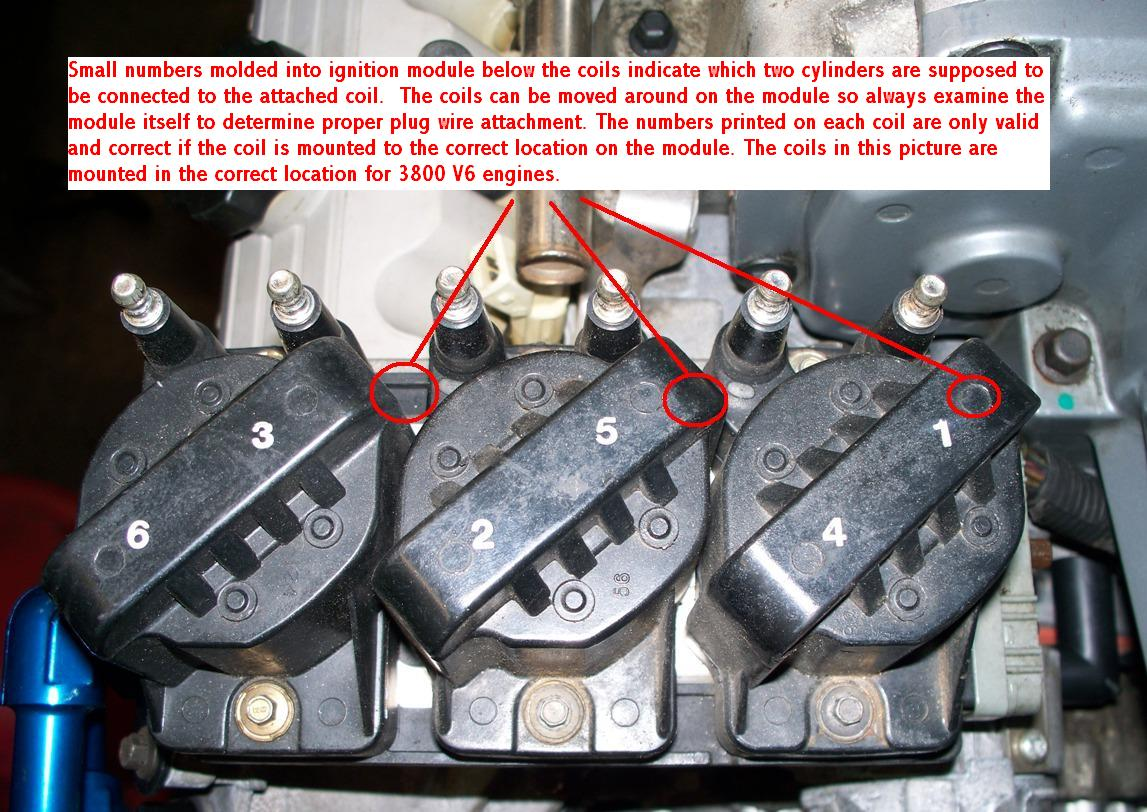 Gm 3400 Coil Pack Wiring Diagram
