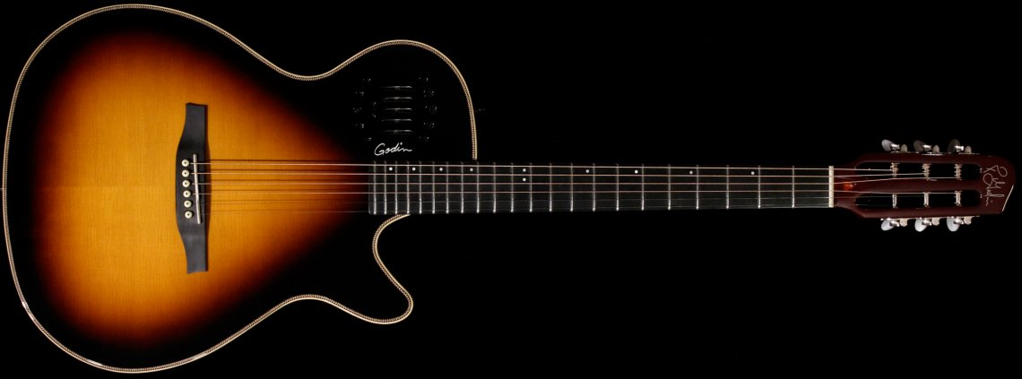 Godin Multiac Steel Wiring Diagram