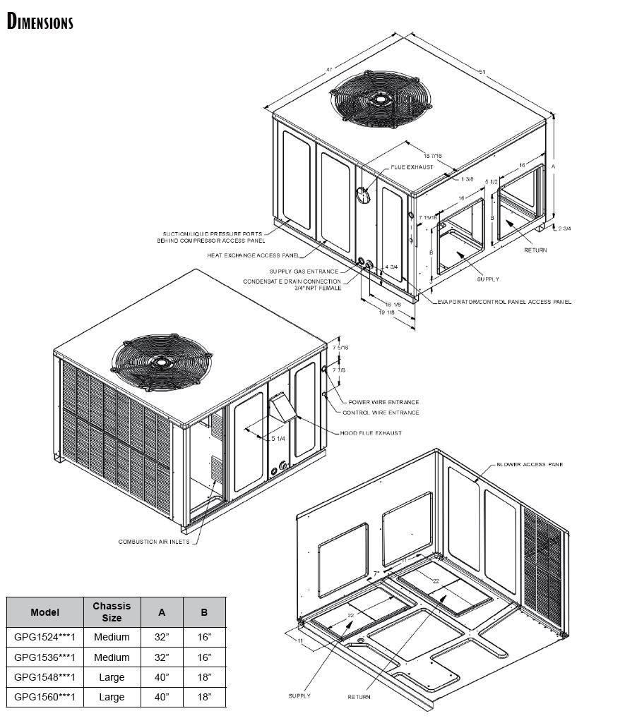 Goodman 3 Ton Heat Pump Wiring Diagram Going To Thermostat