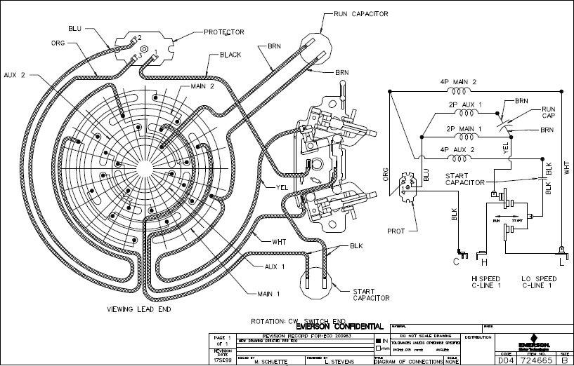 Gould Century Motor 5hp 240 Single Phase Wiring Diagram