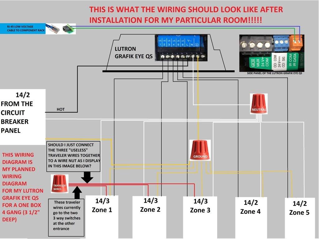 Grafik Eye 3000 Wiring Diagram