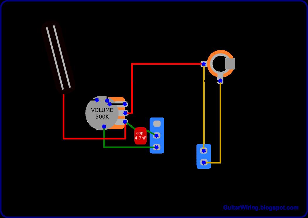 Guitar Killswitch Wiring Diagram