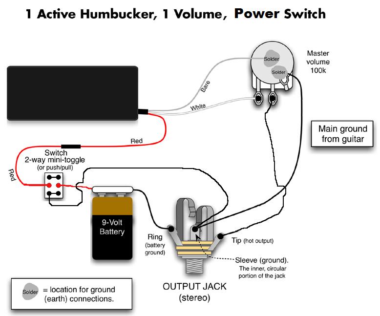Guitar Killswitch Wiring Diagram from schematron.org
