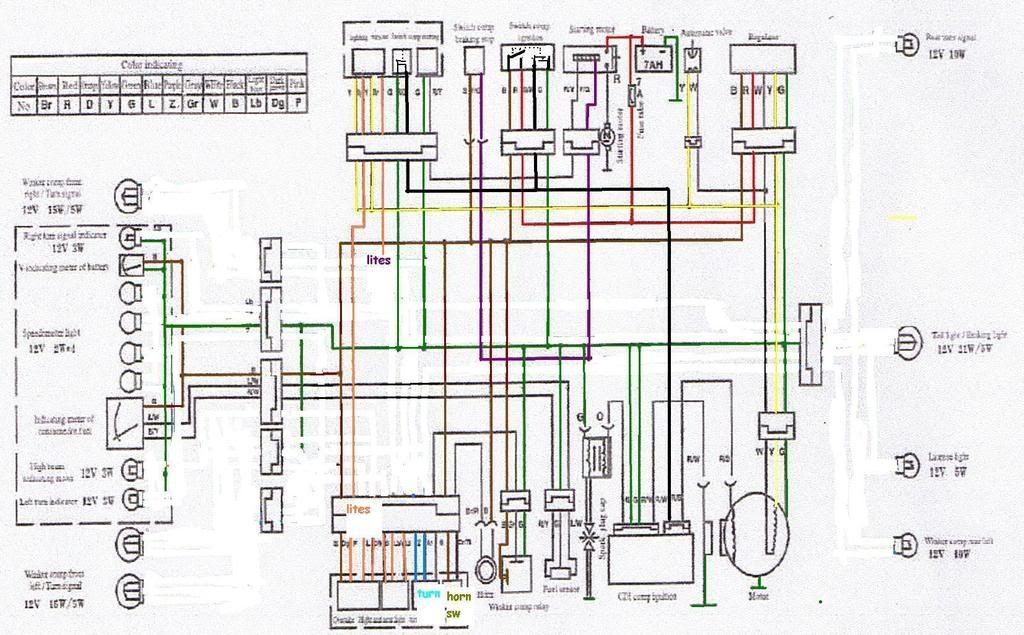 Gy6 Wiring Diagram Tao Tao