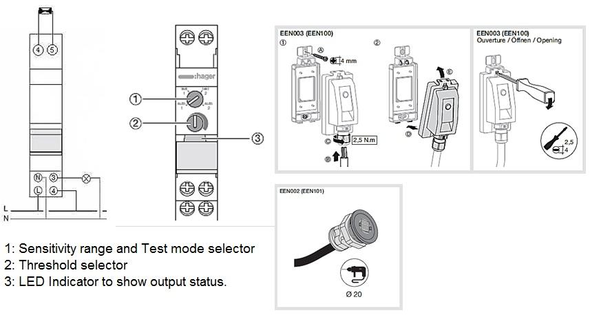 Hager Eh010 Wiring Diagram
