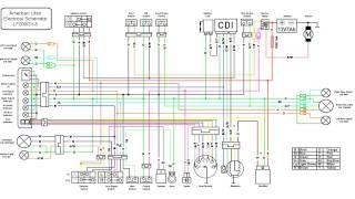 Hammerhead Super 250 Wiring Diagram on