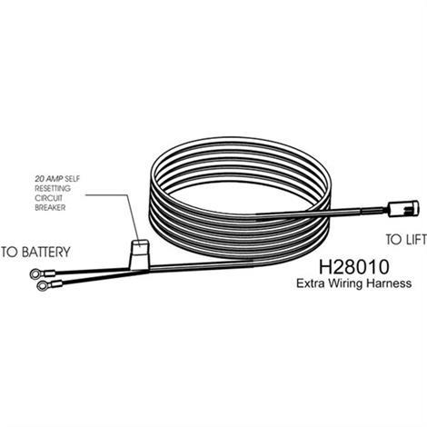 Harmar Lift Wiring Diagram on