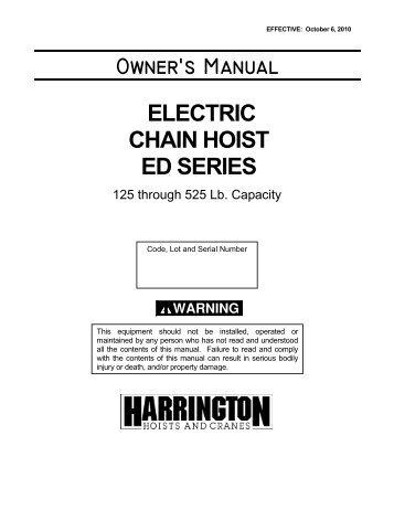 harrington-hoist-wiring-diagram-7  Ton Harrington Electric Hoist Wiring Diagram on