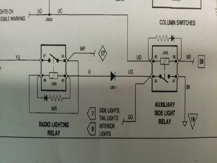 Hella 4ra Relay Wiring Diagram