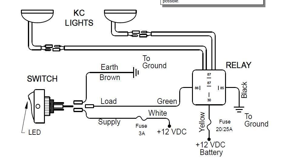 on kc light wiring diagram 4