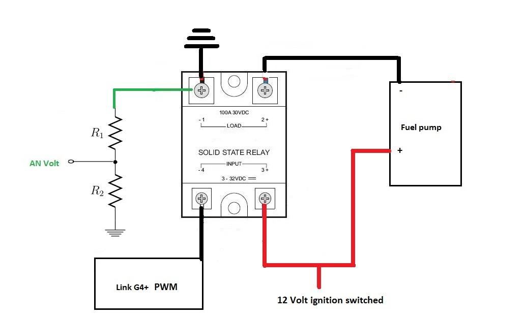 Hella Solid State Relay Wiring