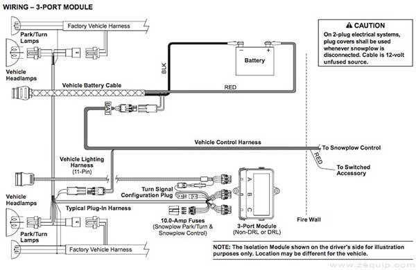 Hiniker Wiring Diagram