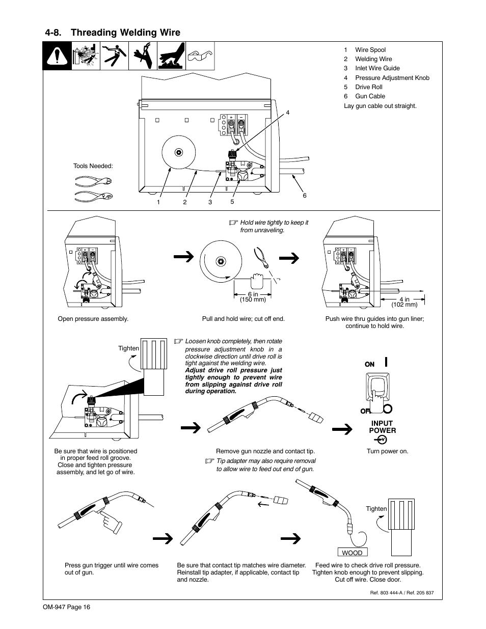 Hobart Uw50 Wiring Diagram