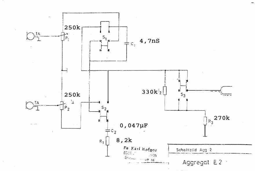 Hofner Bass Wiring Diagram