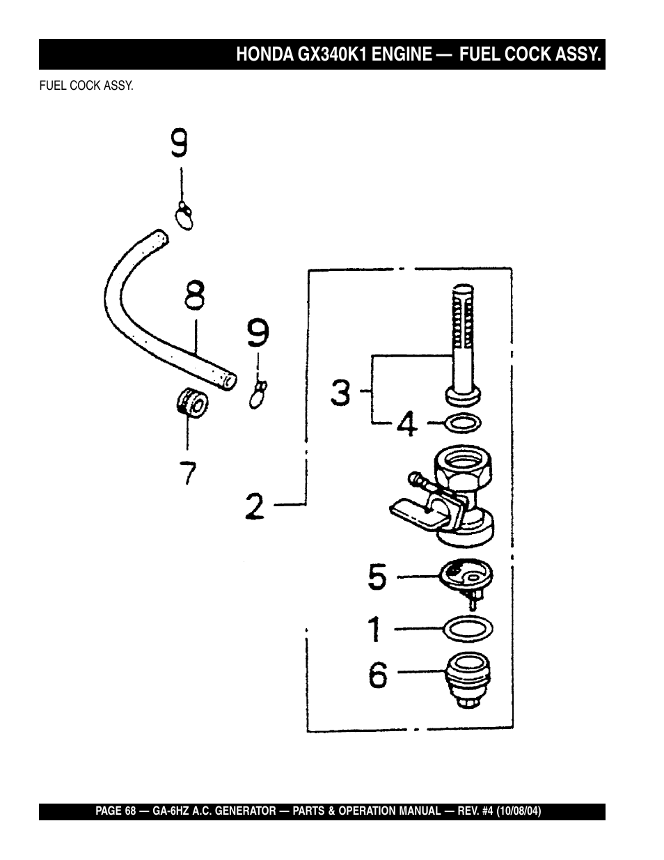 Honda Generator Wiring Diagram Free Download Wiring Diagram Also Honda