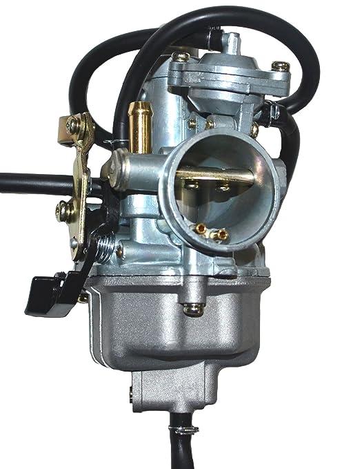 Honda Recon 250 Carburetor Hose Diagram