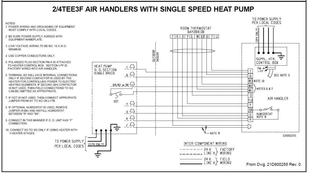 Honeywell 3 Speed Fan 14f0 Wiring Diagram