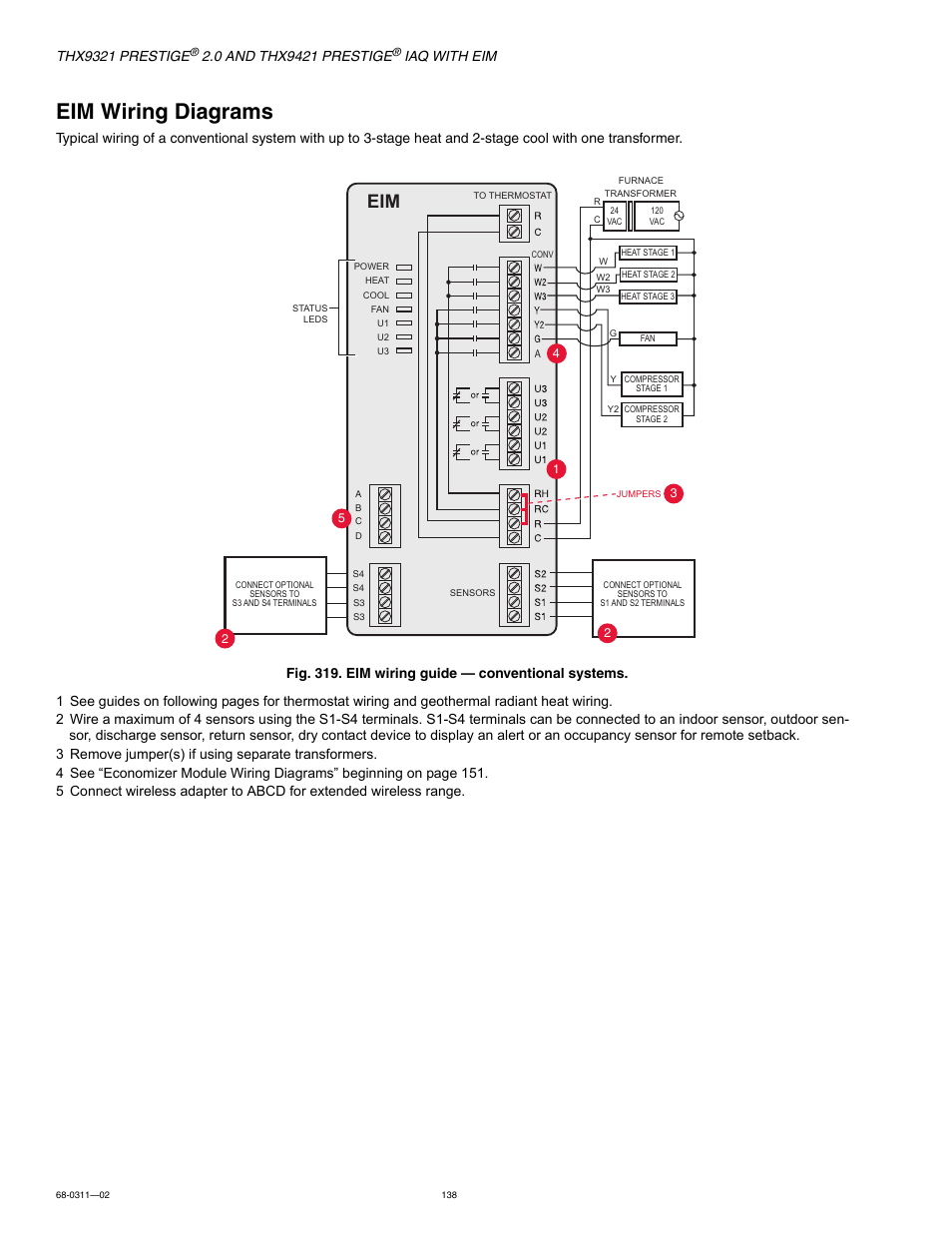 honeywell eim wiring diagram