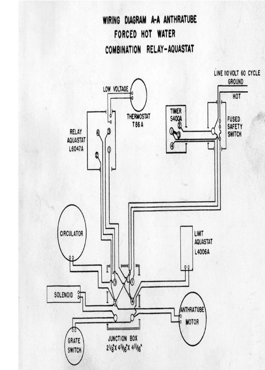 Honeywell V8043F1036 Wiring Diagram from schematron.org