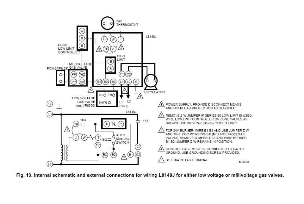 Honeywell L8124a Wiring Diagram on honeywell ra832a wiring-diagram, 3.0 mercruiser wiring-diagram, honeywell humidistat wiring-diagram, honeywell l8124a wiring-diagram, honeywell l8148a wiring-diagram, honeywell boiler temperature sensor, nest wiring-diagram, honeywell oil furnace wiring diagram, honeywell th6110d1021 wiring diagram, honeywell rth221b1000 installation manual, honeywell burner control wiring diagram, honeywell 3000 installation guide, honeywell l8148e wiring-diagram, honeywell r845a wiring-diagram, honeywell rth111b wiring-diagram, honeywell s8610u wiring diagram, honeywell ignition module wiring diagram, honeywell control panel wiring diagram, honeywell zone valve wiring diagram, honeywell r8285d 1000,