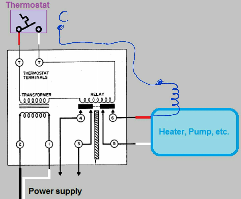 honeywell relay r8225b wiring diagram honeywell s8610u wiring honeywell pump relay wiring diagram #45