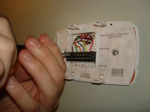 Honeywell Rth2300 Thermostat Wiring Diagram